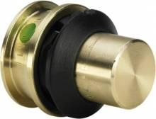 Produktbild: Viega  RAXOFIX Verschlussstück 5356 32 mm, Messing