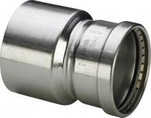 Produktbild: Viega  SANPRESS INOX Reduzierst. Edelst. 2315.1  88,9 x 54 mm