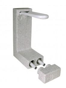 Produktbild: alpex F50 Profi Heizkörperanschluss-Block  16 x 2 mm - 260