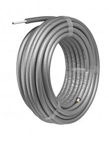 Produktbild: alpex F50 Profi Mehrschichtverbundrohr 16 x 2,0  50m Ring 9 mm Dämmung