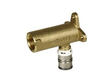 """Produktbild: alpex F50 Profi Wandwinkel 52 mm 90°  16 mm x 1/2"""" IG MS"""