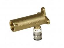 """Produktbild: alpex F50 Profi Wandwinkel 78 mm 90°  16 mm x 1/2"""" IG MS"""