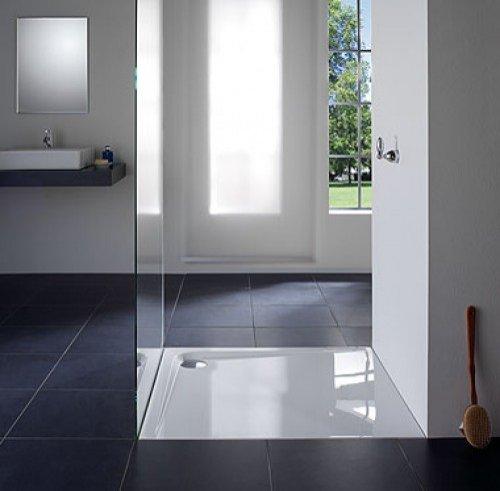 quadratische duschwanne 100x100 barrierefrei weiss 21117 repabad acryl hahn gro handel. Black Bedroom Furniture Sets. Home Design Ideas