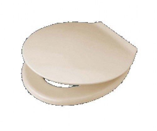 exklusiv wc sitz bahamabeige mit deckel mit kunststoff befestigung 790820109 pagette. Black Bedroom Furniture Sets. Home Design Ideas