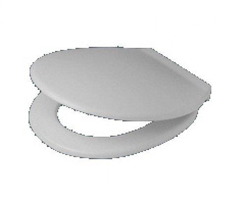 exklusiv highline wc sitz manhattan mit edelstahl befestigung ohne absenkautomatik 790831610. Black Bedroom Furniture Sets. Home Design Ideas