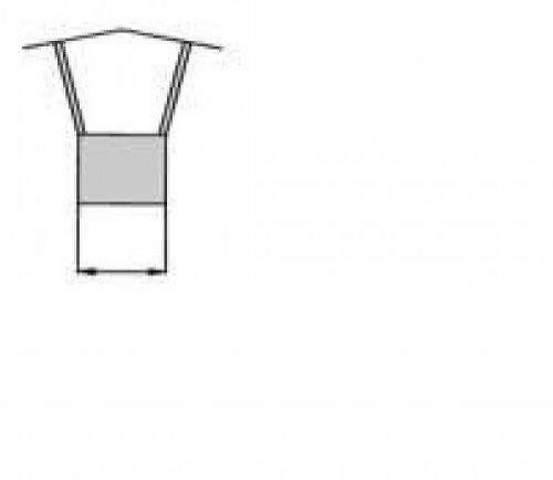 schornstein fu regenhaube dn 150 17051509040 sur edelstahl hahn gro handel sigrun hahn. Black Bedroom Furniture Sets. Home Design Ideas