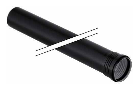 geberit silent pp rohr mit 1 muffe l nge 500 mm dn 50 geberit vertriebs gmbh. Black Bedroom Furniture Sets. Home Design Ideas