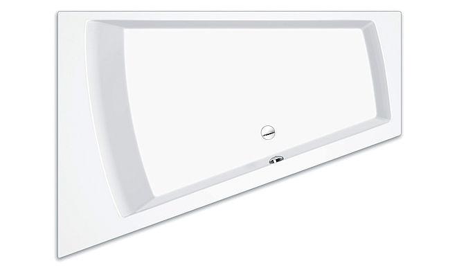 genf duo badewanne 180x130 65x46 cm weiss rechts 21557. Black Bedroom Furniture Sets. Home Design Ideas