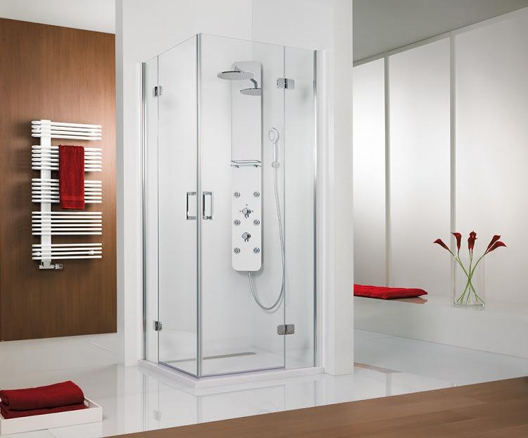 hsk duschkabine premium softcube eckeinstieg dreht r 4 teilig echtglas chromoptik l75 x r90. Black Bedroom Furniture Sets. Home Design Ideas
