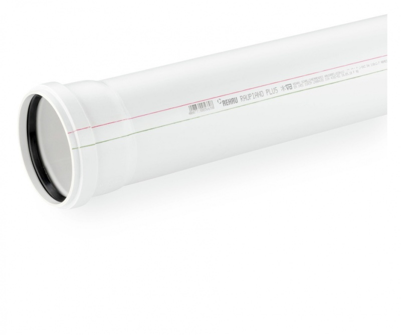HT-Abflussrohr DN110-1000mm
